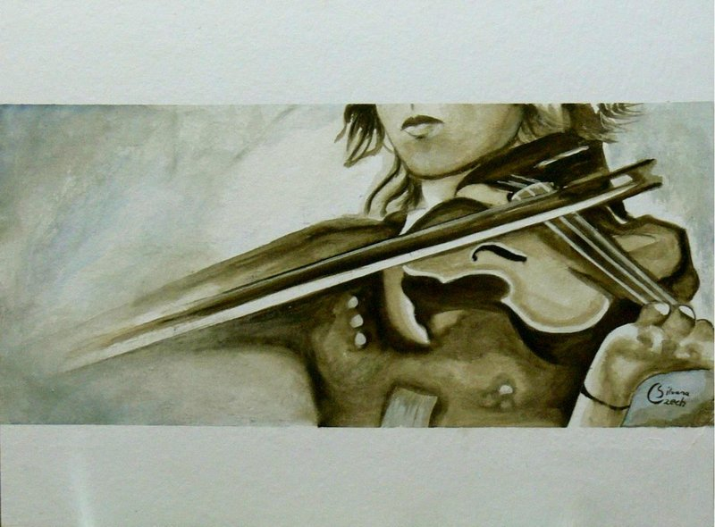 Lindsey Moments 2, Musik Aquarell